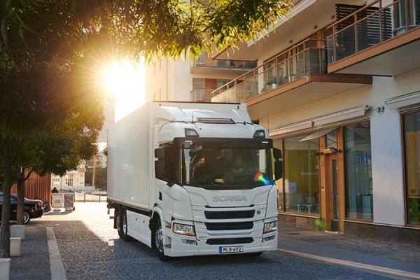Scania compromiso electrificación pesados