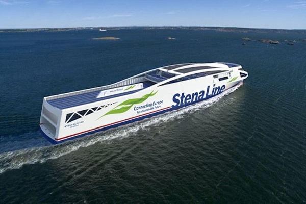 Stena Line navegará con dos buques de cero emisiones antes de 2030