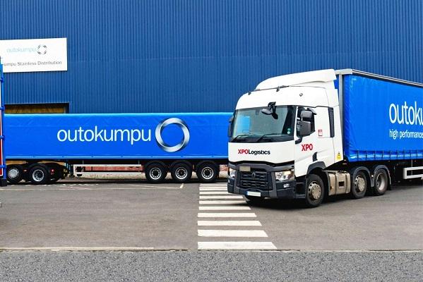 XPO Logistics Outokumpu