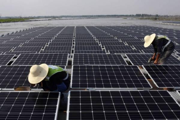 china energia limpia