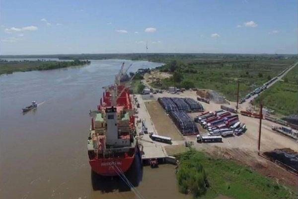 puerto de ibicuy argentina