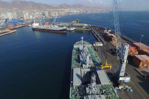 puertos publicos chile
