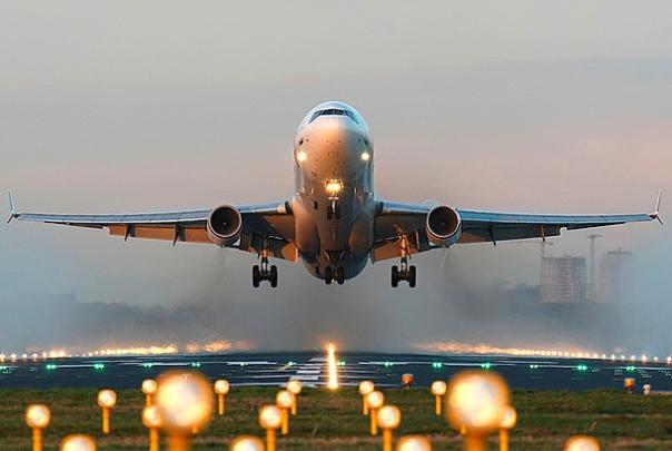 trafico aereo emisiones