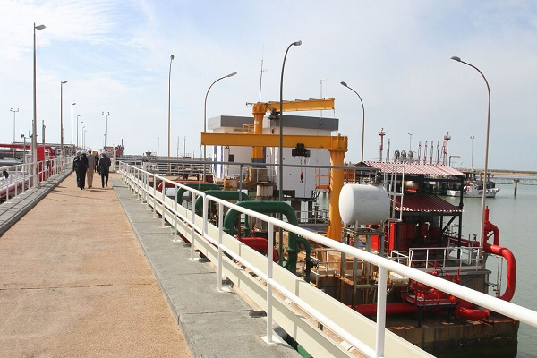 CHL y Cepsa instalarán una terminal de graneles líquidos energéticos en Huelva