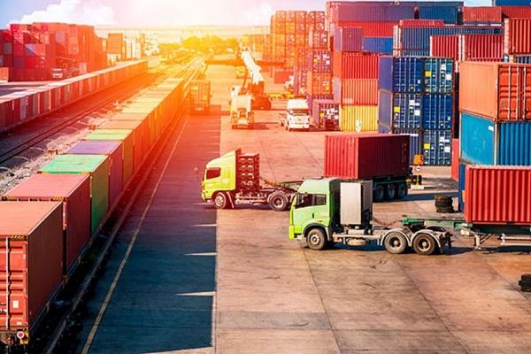 DGT transporte intermodal 45 pies 44 toneladas
