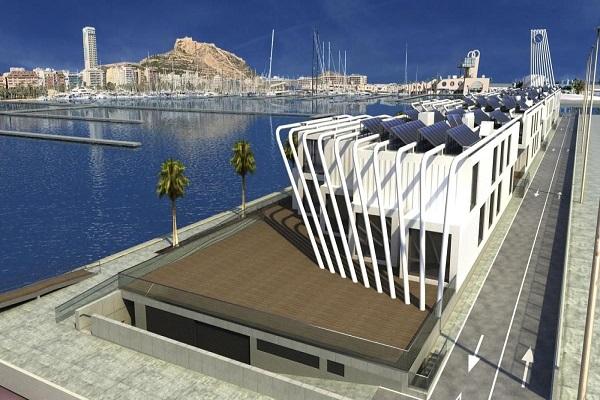El Puerto de Alicante cambiará el uso de sus muelles para propósitos tecnológicos