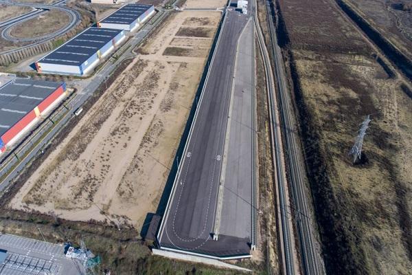 El Puerto de Bilbao estrena nueva línea ferroviaria con Arasur
