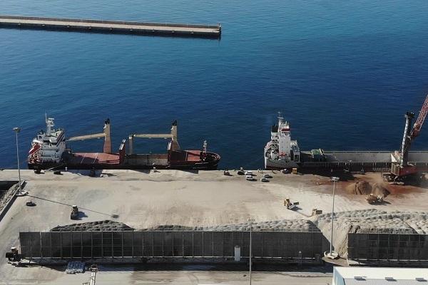 El Puerto de Carboneras instalará un sistema de drenaje superficial