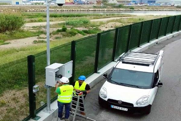 El Puerto de Gijón comienza las obras del cierre perimetral