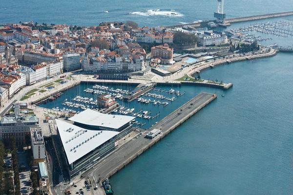 El Puerto de La Coruña lanza su plan A Coruña Green Port