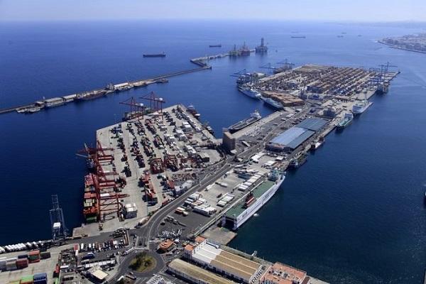 El Puerto de Las Palmas acondicionará la terminal de contenedores en Muelle Cristóbal