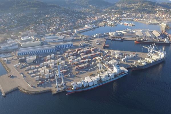 El Puerto de Marín forma parte del Clúster de la Función Logística de Galicia