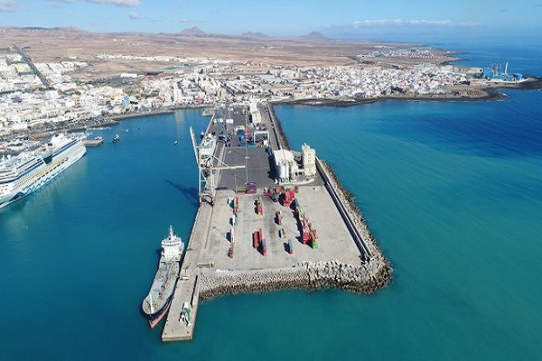 El Puerto del Rosario contará con un nuevo dique-muelle