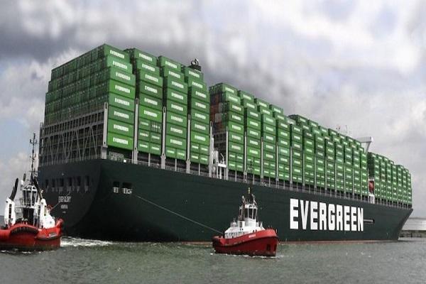 Evergreen hace un pedido de 20 portacontenedores de 15.000 TEUs de capacidad