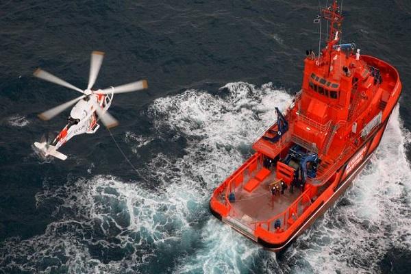 Salvamento Marítimo utilizará drones para las operaciones de búsqueda en mar