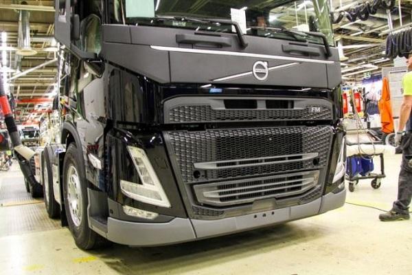 Volvo Trucks comienza la producción de su nueva generación de camiones