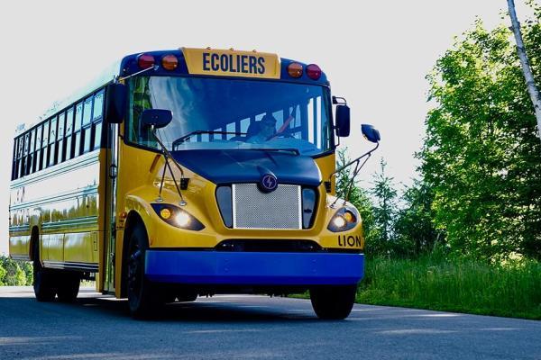 autobuses escolares electricos