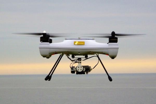 drones energia renovable
