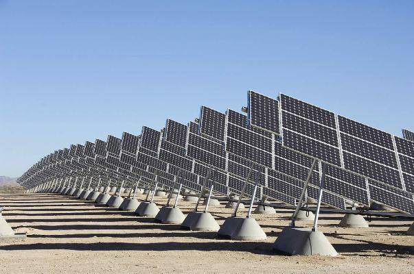 energia solar eeuu