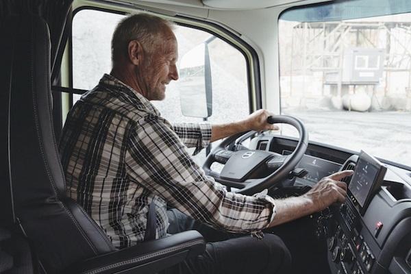 escasez conductores camión 2021
