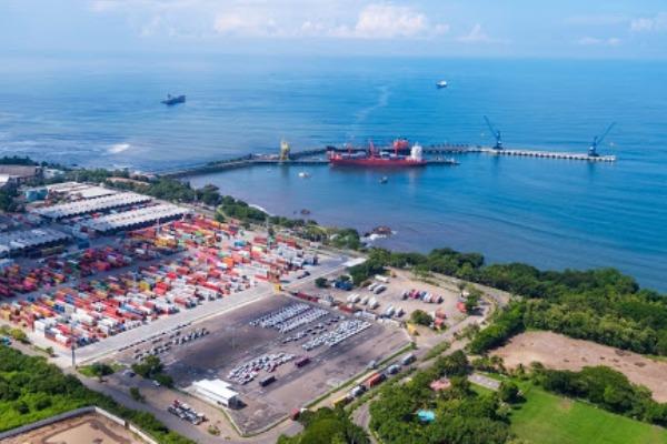 puerto de Acajutla