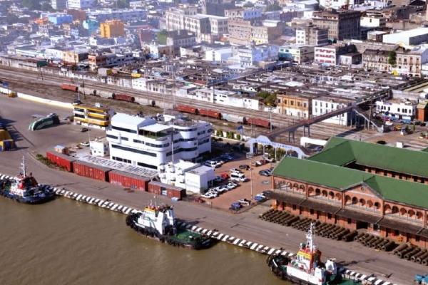 puerto de Tampico