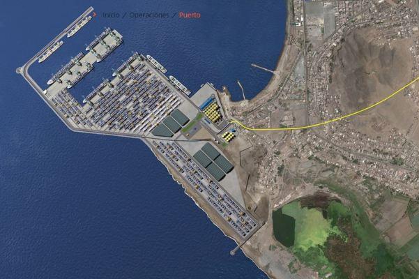 puerto de chancay