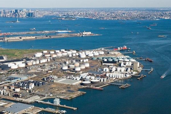 puertos de Nueva York y Nueva Jersey