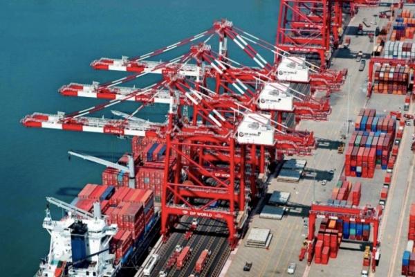 terminales portuarios en Perú