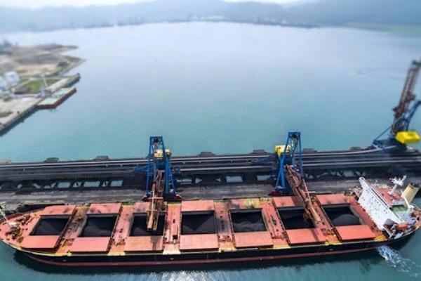 transporte maritimo de graneles