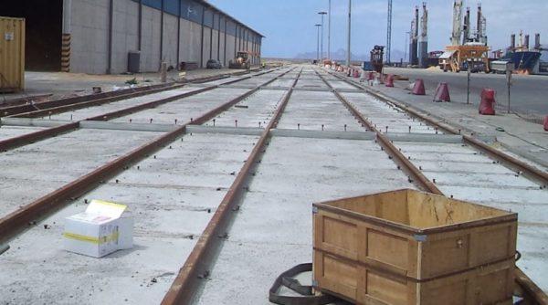 Adif mejorará los accesos ferroviarios al Puerto de Cartagena