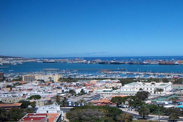 Autoridad Portuaria de Las Palmas de Gran Canaria construcción