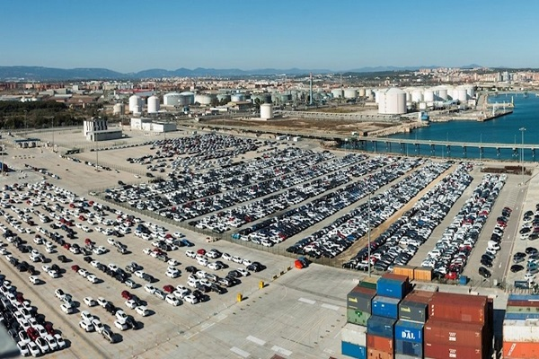 Bergé Marítima solicita ocupar más espacio en Puerto de Tarragona