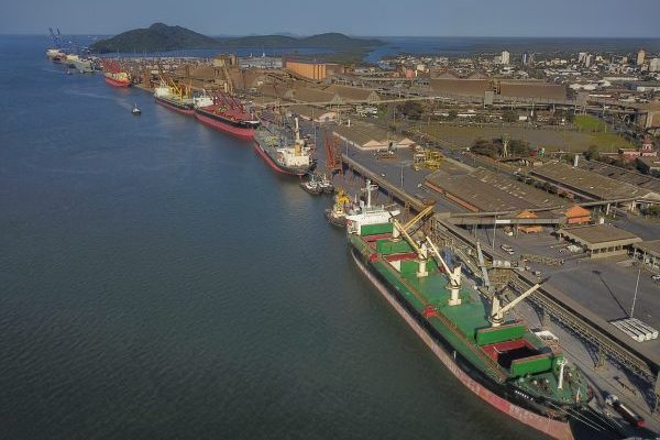 Corex puerto de paranagua