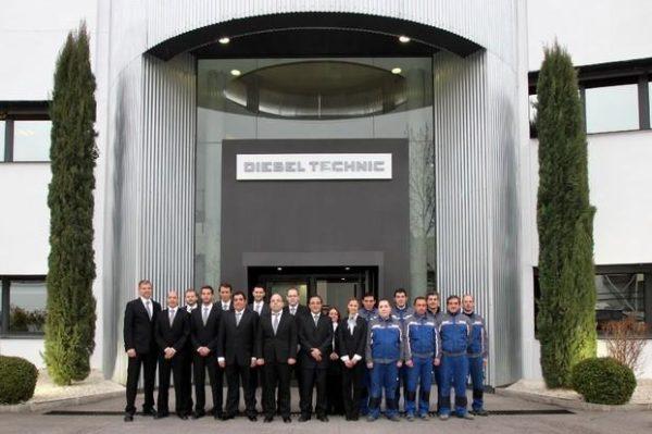 Diesel Technic soluciones logísticas