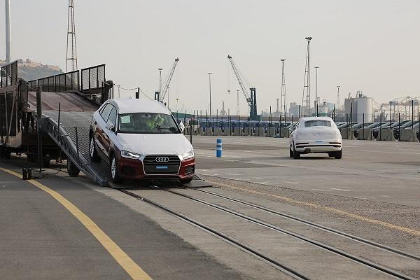 El Puerto de Barcelona incrementará su capacidad ferroviaria actual