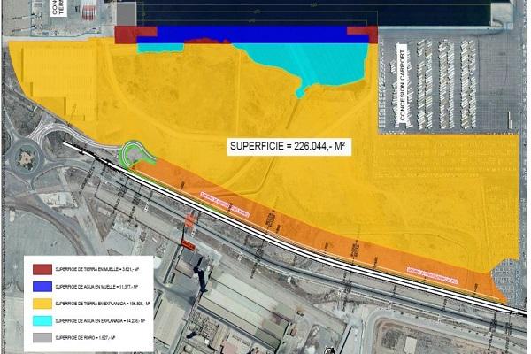 El Puerto de Valencia aprueba la explotación de terminal polivalente de Sagunto
