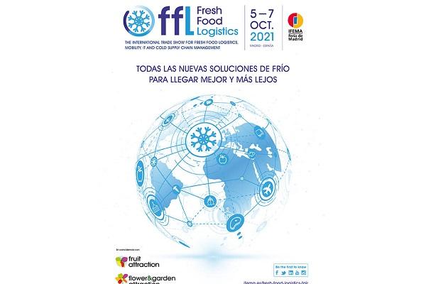 Ifema Madrid Fresh Food Logistics 2021