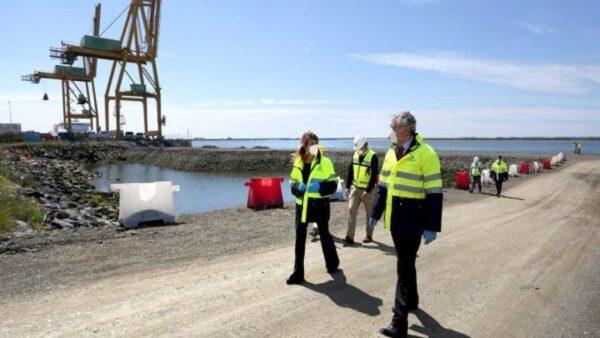 Puerto de Huelva impacto económico