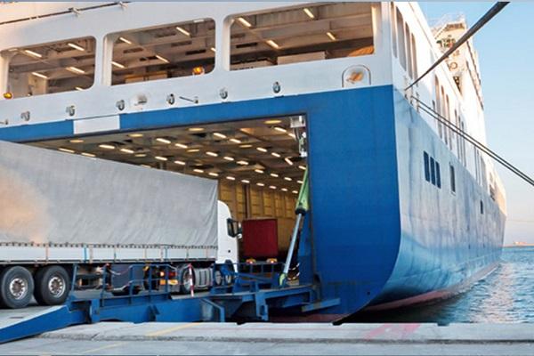 Puerto de Santander tráfico de mercancías