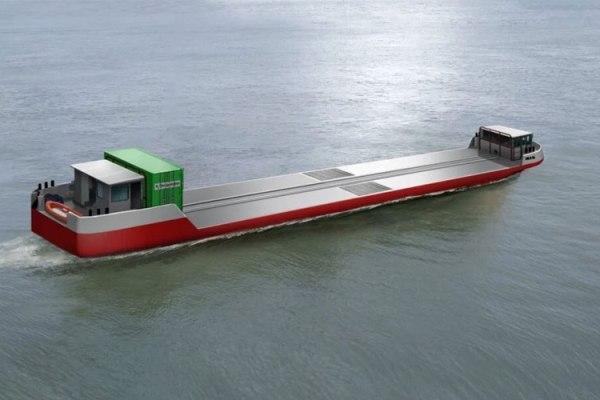 buque hidrogeno