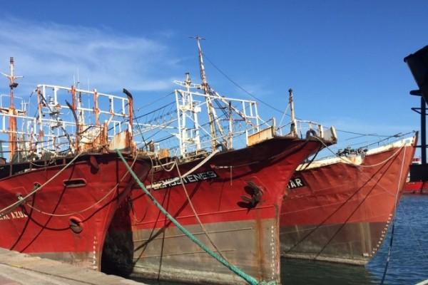 buques inactivos