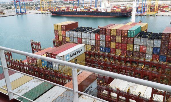 contenedores Valenciaport