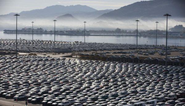 puerto de Santander nueva parcela para vehículos