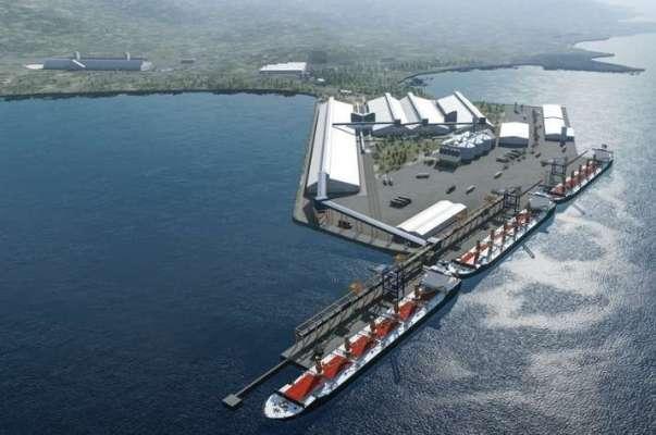 puerto de antonina