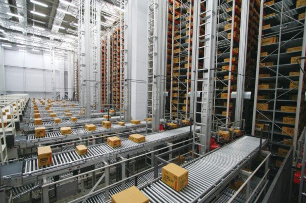 sistemas de almacenaje automatizados