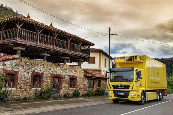 Alimerka MAN Truck & Bus