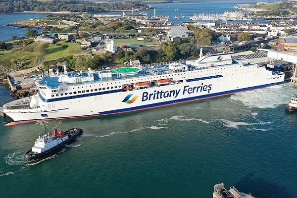 Brittany Ferries podría lanzar nuevos servicios en Portugal