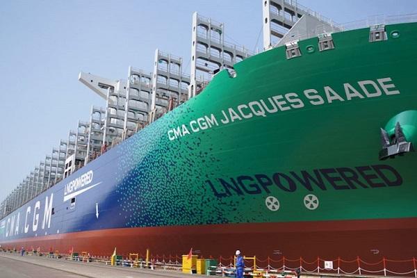 CMA-CGM producirá 12.000 toneladas de biometano