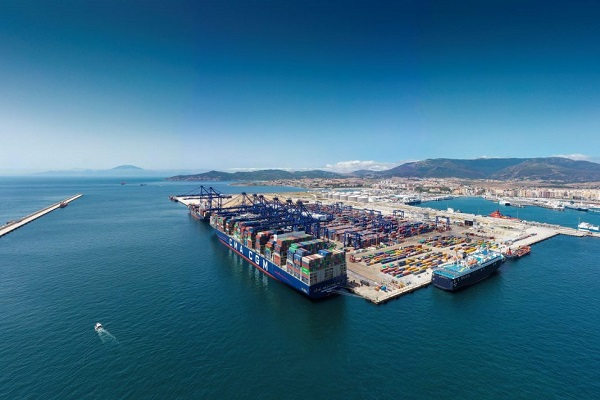 El Puerto de Algeciras, el más eficiente en tráfico internacional de contenedores